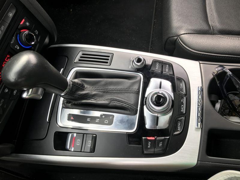 Audi mmi 3g Firmware q5